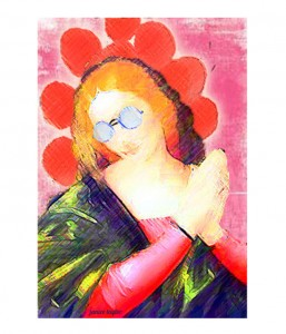 Our Lady of Hot Pink Prayers by Janice Taylor, Weight Loss Artist
