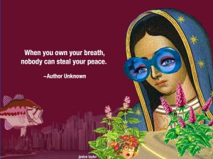 Own Your Breath - Janice Taylor