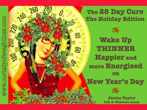 28 Day Cure HOLIDAY 2012
