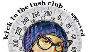 kick in the tush club 1:2 logo