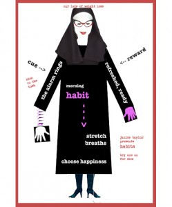 HABITS choose happiness