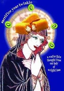 Sacrifice Your Twinkie by Janice Taylor, Weight Loss Artist / Self-Help Artist