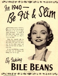 AD 1940 be fit slim