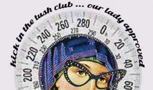 kick in the tush club 1-2 logo