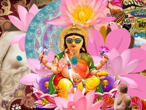 Buddha Goddess