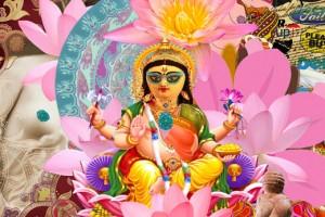 Buddha Goddess 4x6