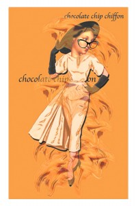 Ms Chocolate Chiffon