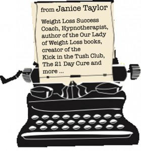 Imagine a Happier Future...contact Janice Taylor, Weight Loss SUCCESS Coach, Hypnotherapist, Author, Artist, Positarian