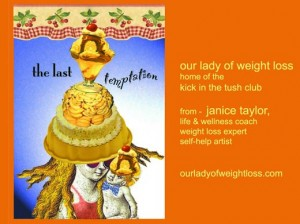 Ready. Set. Lose It!  Sometimes it's that simple! ~ contact Janice Taylor, Weight Loss SUCCESS Coach, Author, Artist, Positarian
