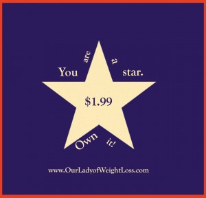 Be the Star that You Are! ~ contact Janny Taylor, Weight Loss SUCCESS Coach, Hypnotherapist, Author, Artist, Positarian